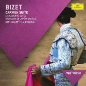 BIZET G.  - CD CARMEN SUITES/JEUX D'ENFA
