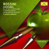 ABBADO CLAUDIO  - CD ROSSINI:OVERTURES (VIRTUOSO)