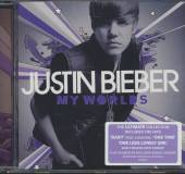 BIEBER JUSTIN  - CD MY WORLDS
