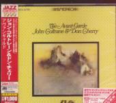 COLTRANE JOHN  - CD AVANT-GARDE