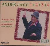 ANDER  - 4xCD BOX 1 01-04