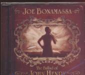CD Bonamassa joe CD Bonamassa joe Ballad of john henry [jewelcas