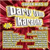 KARAOKE  - CD PARTY TYME KARAOKE:..17