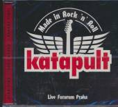 KATAPULT  - CD MADE IN ROCK 'N' ROLL LIVE