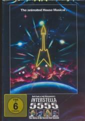 DAFT PUNK  - DVD INTERSTELLA 5555..