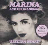 MARINA AND THE DIAMONDS  - CD ELECTRA HEART [DELUXE]