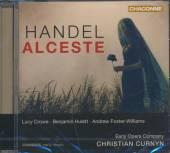 HANDEL GEORG FRIEDRICH  - CD ALCESTE