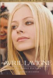 LAVIGNE AVRIL  - 2xDVD WHOLE PICTURE