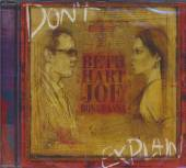BETH HART & JOE BONAMASSA  - CD DON'T EXPLAIN