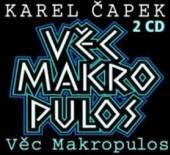 VARIOUS  - 2xCD CAPEK: VEC MAKROPULOS
