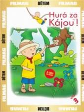 FILM  - DVP Hurá za Kájou! - disk 3 (Caillou)