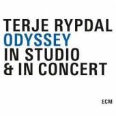 RYPDAL TERJE  - 3xCD ODYSSEY IN STUDIO & IN CONCERT