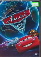 FILM  - DVD AUTA 2