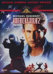 Americký ninja 2 (American Ninja 2: The Confrontation) DVD - supershop.sk