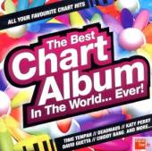 VARIOUS  - CD BEST CHART ALBUM IN THE WORLD EVER
