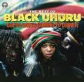 BLACK UHURU  - CD GUESS WHO'S COMING FOR..