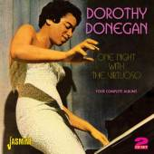 DONEGAN DOROTHY  - 2xCD ONE NIGHT WITH THE..