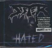 SISTER  - CD HATED