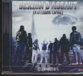 SEXION D'ASSAUT  - CD LES CHRONIQUES DU 75