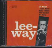MORGAN LEE  - CD LEEWAY