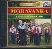 MORAVANKA  - CD S KYM JA SI VINKO DAM