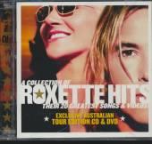 ROXETTE  - 2xCD+DVD HITS -CD+DVD-