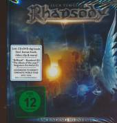 LUCA TURILLI'S RHAPSODY  - CD ASCENDING TO INFINITY LIMITED EDITION