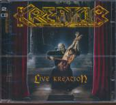 KREATOR  - 2xCD LIVE KREATION