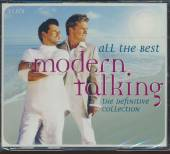 MODERN TALKING  - 3xCD ALL THE BEST