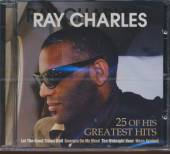 CHARLES RAY  - CD 25 OF HIS GREATEST HITS