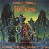 DI ANNO PAUL & KILLERS  - CD SOUTH AMERICAN