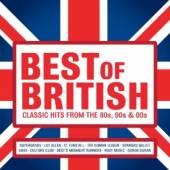 VARIOUS  - CD BEST OF BRITISH -..