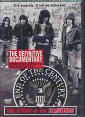 RAMONES  - DVD END OF THE CENTURY