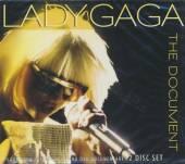 LADY GAGA  - CD+DVD THE DOCUMENT (CD+DVD)