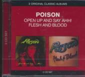 POISON  - CD 2 ORIGINAL CLASSIC ALBUM