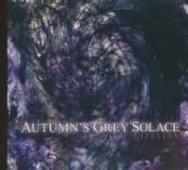 AUTUMN'S GREY SOLACE  - CD EIFELIAN