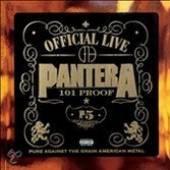 PANTERA  - VINYL OFFICIAL LIVE-101PROOF [VINYL]