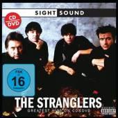 STRANGLERS  - 2xCD+DVD SIGHT & SOUND