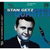 GETZ QUARTET STAN  - CD SWISS RADIO DAYS