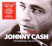 CASH JOHNNY  - 2xCD THE ESSENTIAL COLLECTION
