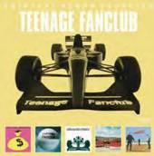 TEENAGE FANCLUB  - 5xCD ORIGINAL ALBUM CLASSICS