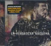 FRANCO EL GORILA  - CD VERDADERA MAQUINA