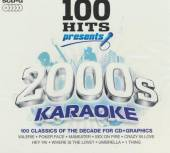 VARIOUS  - 5xCD 100 HITS - PRESENTS 2000S KARAOKE
