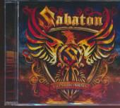 SABATON  - CD COAT OF ARMS