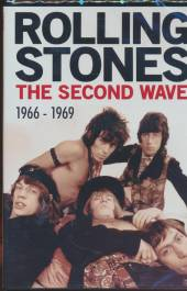 ROLLING STONES  - DVD THE SECOND WAVE
