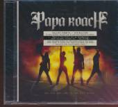 PAPA ROACH  - 2xCD+DVD TIME FOR AN..