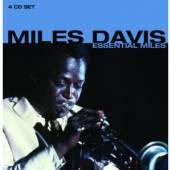 DAVIS MILES  - 4xCD ESSENTIAL MILES