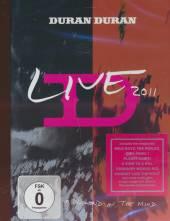 DURAN DURAN  - DVD DIAMOND IN THE MIND - LIVE 2011