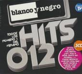 VARIOUS  - CD BLANCO Y NEGRO HITS 2012