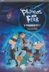 FILM  - DVD PHINEAS A FERB V..